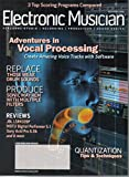 Electronic Musician Magazine, November 2006 (Vol  22, Issue 11)
