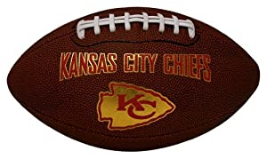 K2 Kansas City Chiefs Game Time Full Size Football at Sears.com