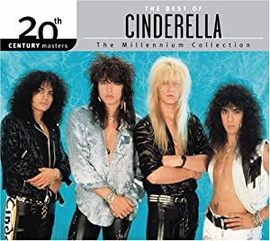The Best of Cinderella: 20th Century Masters - The Millennium Collection (Eco-Friendly Packaging)