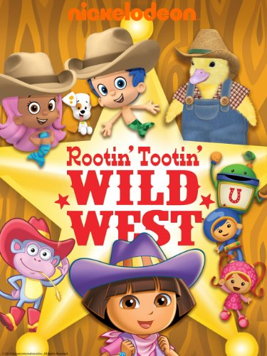 Nickelodeon Favorites: Rootin' Tootin' Wild West!