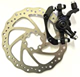 Cable Disc Caliper Rear with 160mm Rotor