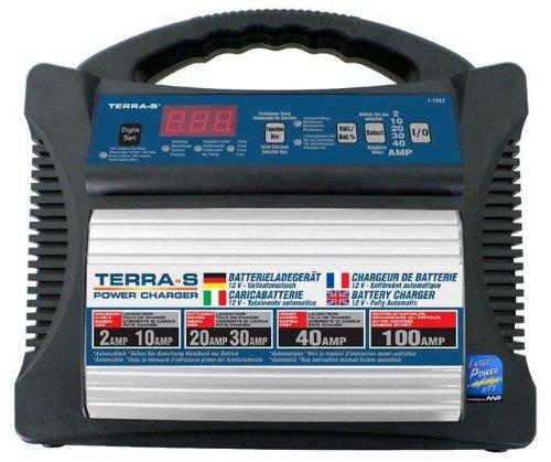 TERRA-S Batterieladegerät