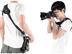 Focus F1 Camera Strap Quick Rapid Shoulder Sling Belt Neck Strap for DSLR Camera