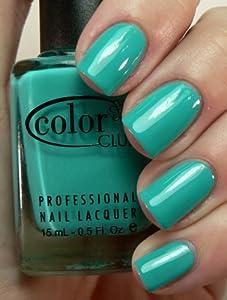 Color Club Nail Polish Age of Aquarius (Creme) N04