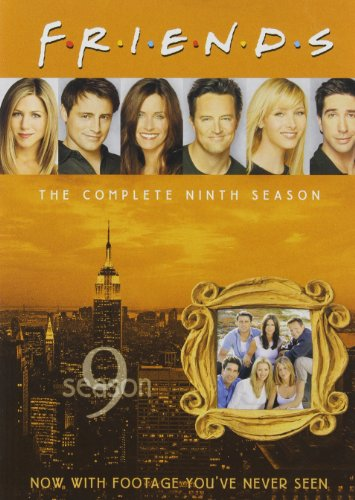 Friends: The Complete Ninth and Tenth Seasons (Friends Complete Box Set compare prices)