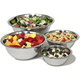 Heuck 4-Piece Stainless Steel Bowl Set