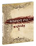 Cover of Resident Evil Archives Volume 2 by Brady Games 0744013216