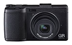 Ricoh GR DIGITAL IV US 10 MP Digital Camera with 1x Optical Zoom and 3-Inch LCD screen (Black)