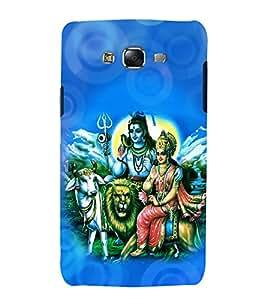 Omkara Cute Fashion 3D Hard Polycarbonate Designer Back Case Cover for Samsung Galaxy J7 J700F (2015 OLD MODEL) :: Samsung Galaxy J7 Duos :: Samsung Galaxy J7 J700M J700H