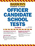 img - for By Rod Powers Barron's Officer Candidate School Tests, (2nd Second Edition) [Paperback] book / textbook / text book