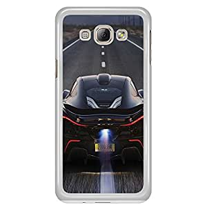 a AND b Designer Printed Mobile Back Cover / Back Case For Samsung Galaxy A8 (SG_A8_1503)