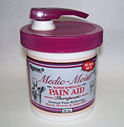 16 Oz. Raymac Medic-moist Super Strength Pain Aid * Therapeutic *