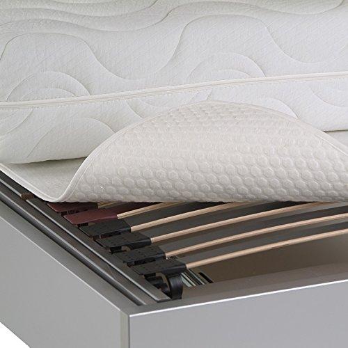 Bnp coprirete letto bianco wei 90 cm x 190 cm - Coprirete letto ...