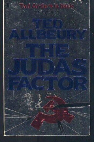 The Judas Factor, Ted Allbeury