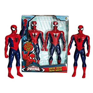 SPIDERMAN WALKIE TALKIE 50131: Amazon.co.uk: Toys & Games
