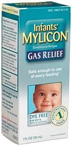 Amazon Com Mylicon Infant Dye Free Drops Simethicone