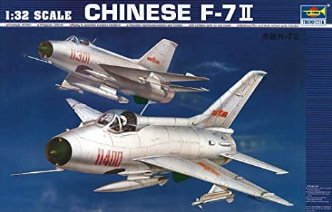 Maquette Chinese F-7II