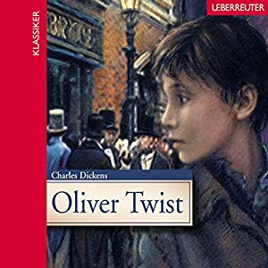 Oliver Twist Hörbuch