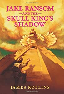 "Cover of ""Jake Ransom and the Skull King'..."