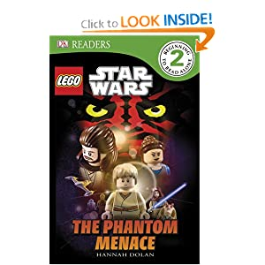 LEGO® Star Wars Episode I Phantom Menace (DK READERS)