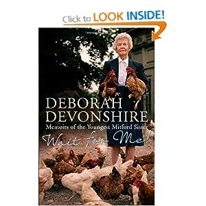 Wait For Me - Deborah Devonshire