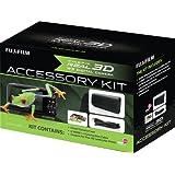 Fuji Film FinePix Real 3D W3 Essentials Accessory Kit