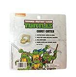 Teenage Mutant Ninja Turtles TMNT Sandwich Crust Cutter Decruster for School Lunch