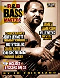 img - for R&B Bass Masters: The Way They Play book / textbook / text book
