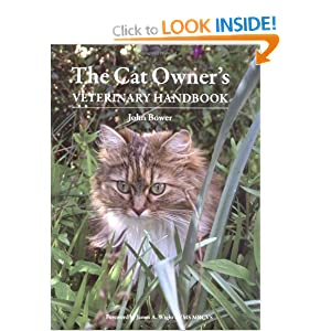 Cat Owners Veterinary Handbook - John Bower