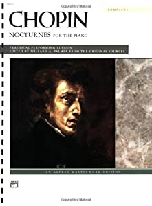 Chopin -- Nocturnes Complete Alfred Masterwork Editions by Alfred Publishing Company