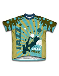 Darb Jazz Short Sleeve Cycling Jersey for Women