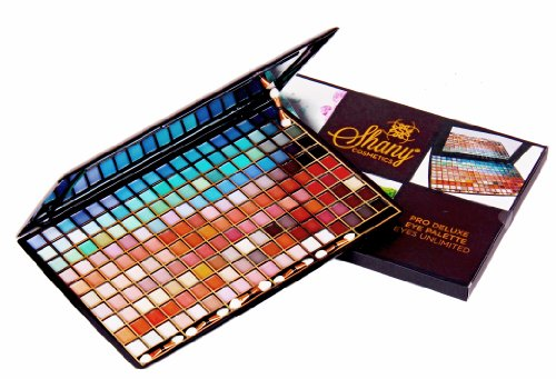 SHANY Professional Eyeshadow Kit, 180 Color, 180 Grams