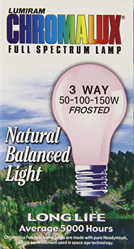 chromalux-lumiram-full-spectrum-3-way-50-100-150-watts-frosted-light-bulb