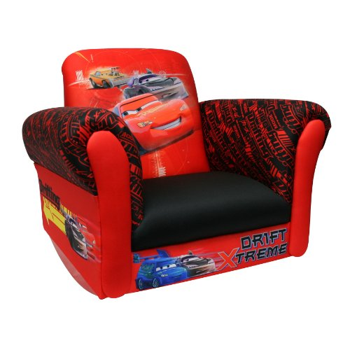Disney Rocking Chair, Cars Drift