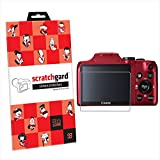 Original Scratchgard Ultra Clear Screen Protector For Canon Powershot IXUS 170