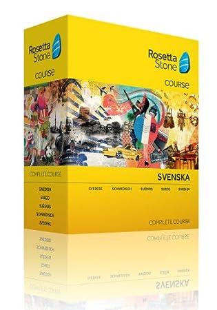 Rosetta Stone Swedish Complete Course (PC/Mac)