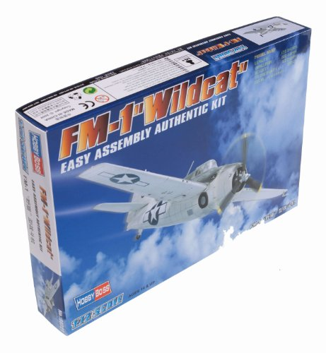 Hobby Boss HY80221 FM-1 Wildcat Airplane Model Building Kit