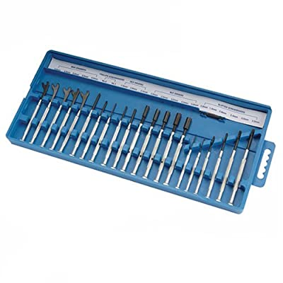 Silverline 634012 22 Piece Precision Screwdriver Set from SLTL4