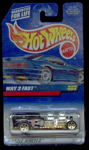 Hot Wheels 1999-994 WAY 2 Fast 1:64 Scale
