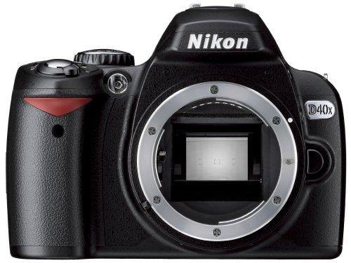 Nikon D40x (Body Only)