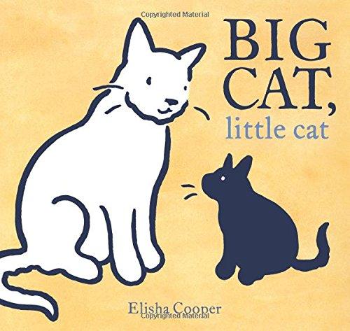 Book Cover: Big Cat, Little Cat