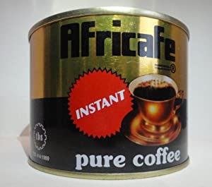 Best coffee-bean coffee-Africafe instant coffee made in Tanzania from Afri Tea and coffee blenders