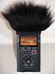Gutmann Microphone Windshield, Windscreen for Tascam DR-40 / DR-40 V2 Digital Recorder
