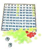 HenBea - Nuestro juego de cien (1 tablero) (859)