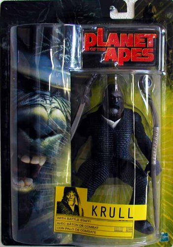Picture of Hasbro The Planet of the Apes: Krull Action Figure (B000ROMC6Y) (Hasbro Action Figures)