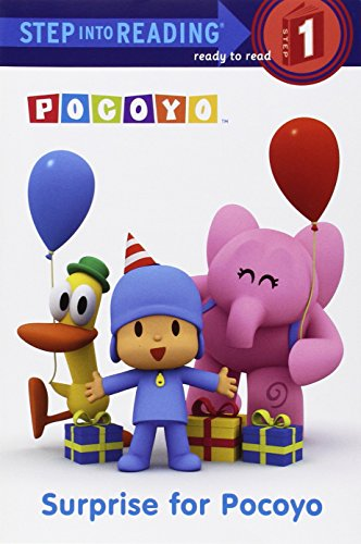 Surprise for Pocoyo (Step Into Reading. Step 1)