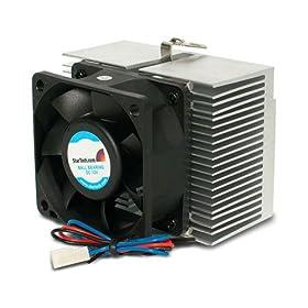 6X2.5CM AMD Athlon Xp Pc Cooling cpu Heatsink & Fan