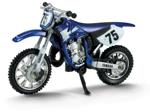 NewRay 1/32 Die-Cast Motorcycle: Yamaha YZ 125