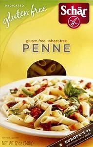 Schar Gluten-Free Wheat-Free Penne Pasta -- 12 oz