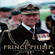 Prince Philip: The Queen's Devoted Companion Audiobook by Robert Jobson,  Go Entertain Narrated by Linda Roper